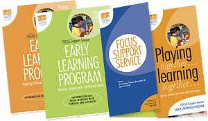 Focus handbooks and brochures